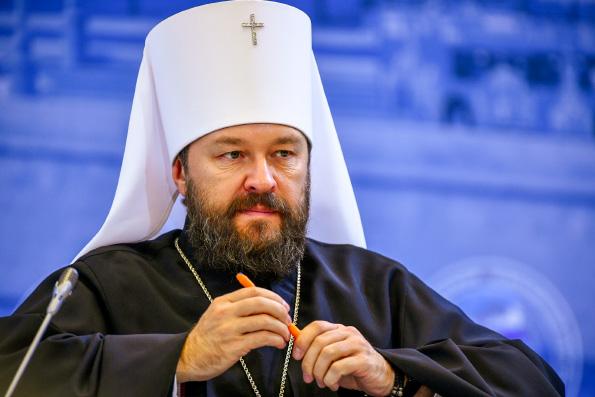 Митрополит Иларион: Попытка Константинополя ввести папскую власть в Православной Церкви привела к расколу мирового Православия
