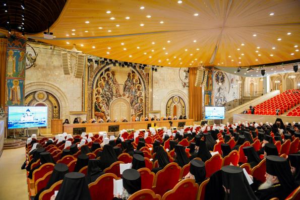 В Церкви рассказали, какие документы рассмотрит в ноябре Архиерейский Собор