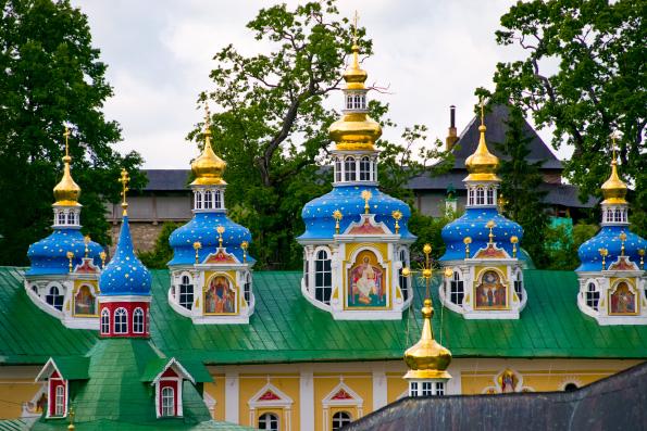 При Псково-Печерском монастыре открылась духовная семинария