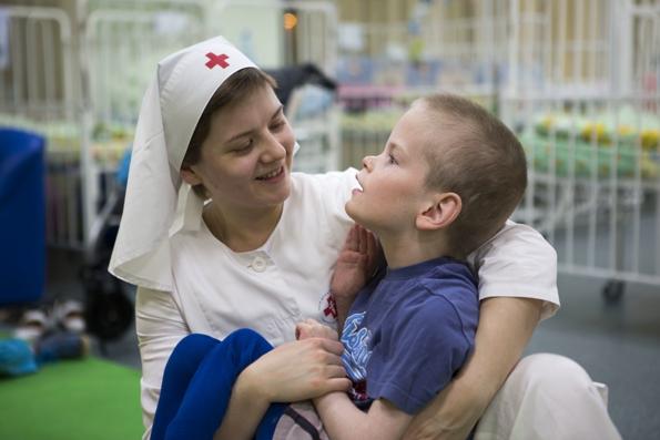 Первый канал снял видеоролик о социальном служении Русской Церкви
