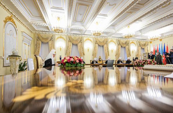 Священный Синод Русской Православной Церкви принял ряд важных кадровых решений
