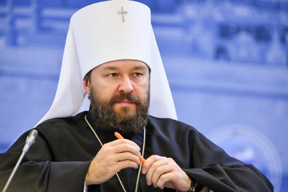 Митрополит Волоколамский Иларион рассказал, как распознать лжесвященников