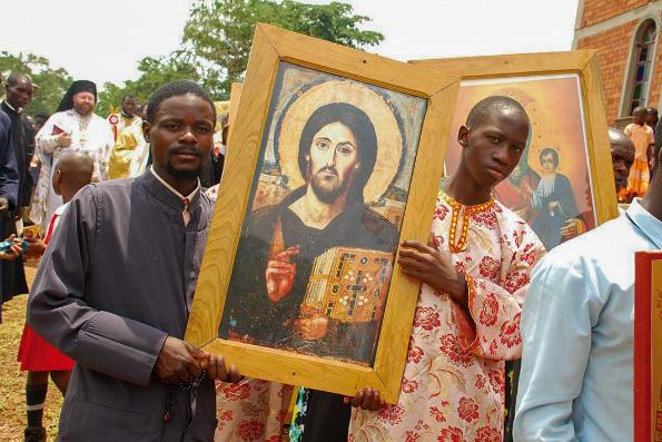 Митрополит Иларион: Как будет структурно оформлено присутствие Русской Церкви в Африке, решит Священный Синод
