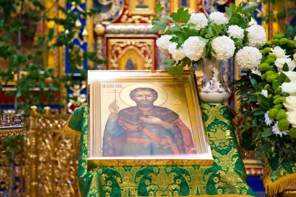 Александр Невский — великий пример того, как власть и святость соединяются в одной личности, — патриарх Кирилл