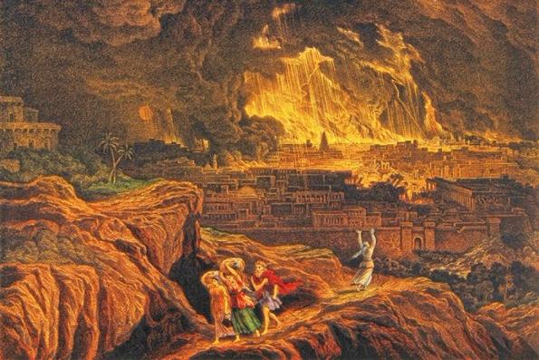Взрыв метеорита разрушил Иерихон и прообраз Содома и Гоморры, считает группа ученых